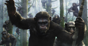 Still photo from DAWN OF THE PLANET OF THE APES. TM and © 2014 Twentieth Century Fox Film Corporation. ÊAll Rights Reserved.