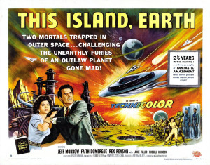 Poster for THIS ISLAND EARTH (1955)