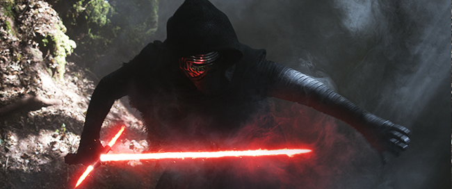 Listen to the Damn Dirty Geeks podcast preview of STAR WARS: THE FORCE AWAKENS
