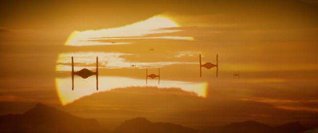 Star Wars: The Force Awakens..Ph: Film Frame. Ph: Film Frame. © 2015  Lucasfilm Ltd. & TM. All Right Reserved.