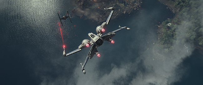 STAR WARS: Our Special THE FORCE AWAKENS Preview