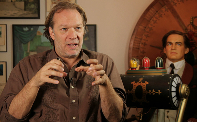 The Damn Dirty Geeks welcome Greg Nicotero for a two-part podcast about JAWS.