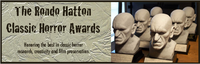 The DDG are a 2015 Rondo Hatton Classic Horror Award Nominee