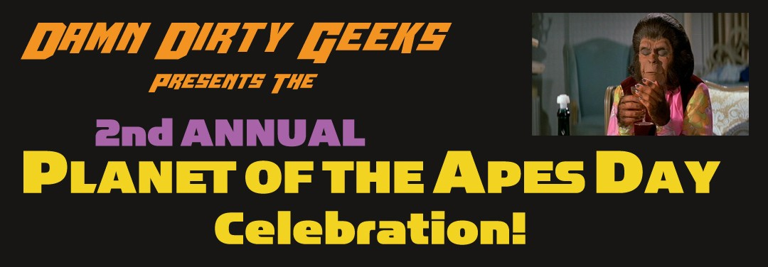 PLANET OF THE APES DAY Fan Event Date and Venue Announcement