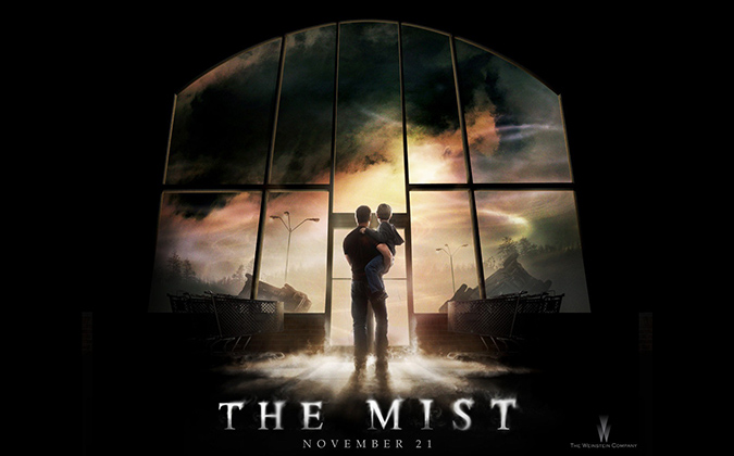 DDG podcast guest Sam Witwer starred in Frank Darabont's sci-fi/horror classic adaptation THE MIST