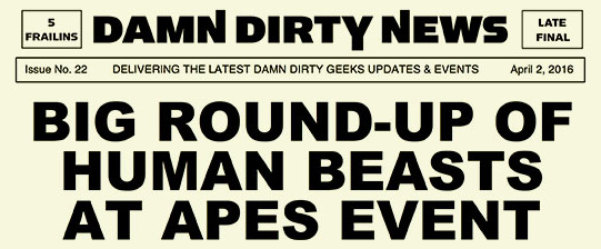Subscribe to the Damn Dirty Geeks newsletter
