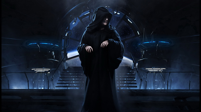 Sam Witwer also voice acted the role of Emperor Palpatine in the video game sequel STAR WARS: THE FORCE UNLEASHED II.