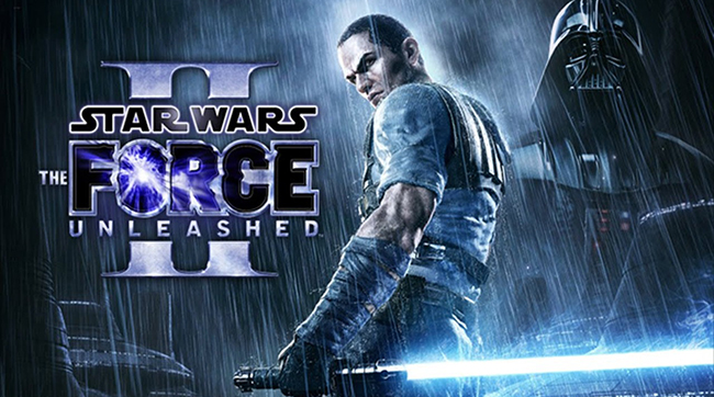 Actor Sam Witwer as Starkiller in THE FORCE UNLEASHED II video game, one of the many prominent characters he's voiced in the STAR WARS universe