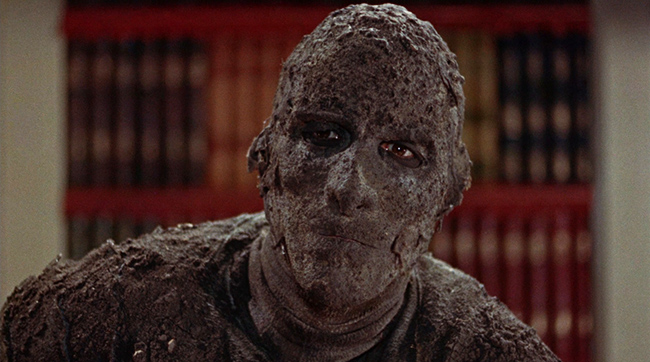 Christopher Lee as Kharis in Hammer's THE MUMMY (1959)