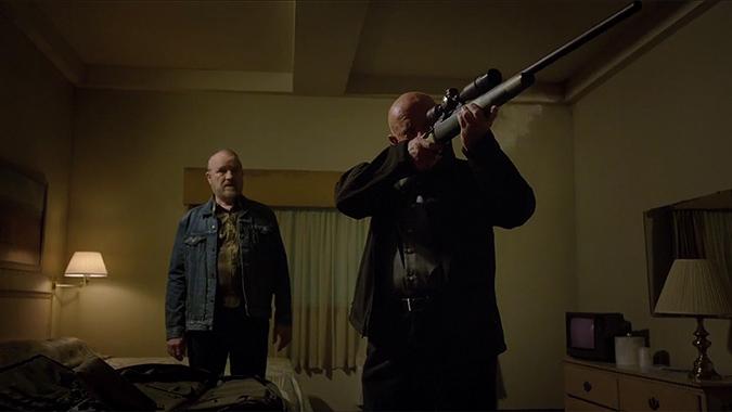 Jim Beaver reprises his role as Lawson in BETTER CAUL SAUL.
