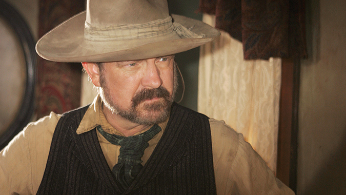 Jim Beaver brought strength and heart to the evolution of Ellsworth on DEADWOOD.
