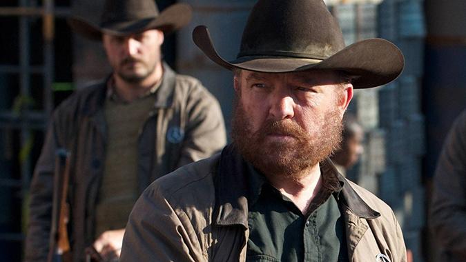 Jim Beaver as John Franklin Fry on REVOLUTION.