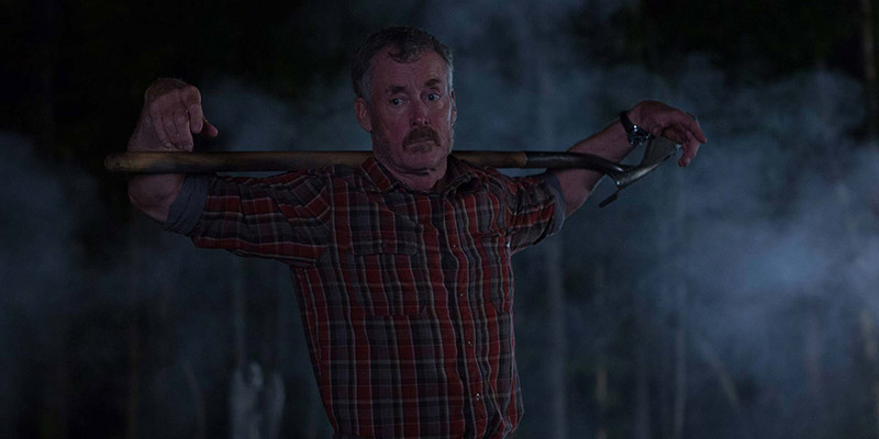 Retired sheriff Stan Miller (John C. McGinley) steps up to fight his town's ancient curse in Dana Gould's new IFC series STAN AGAINST EVIL, premiering November 2, 2016.