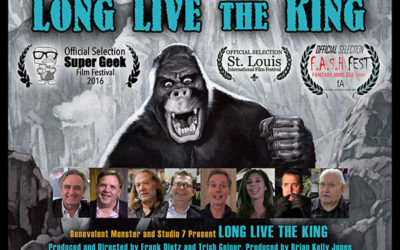 DDG-MADE KING KONG Documentary Selected by Multiple Film Festivals