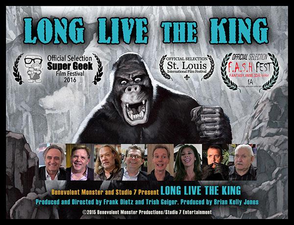 DDG-MADE KING KONG Documentary Selected by Multiple Film Festivals
