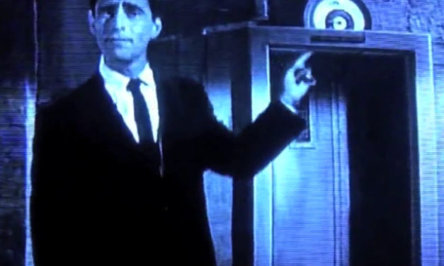 Going Wild Card in THE TWILIGHT ZONE