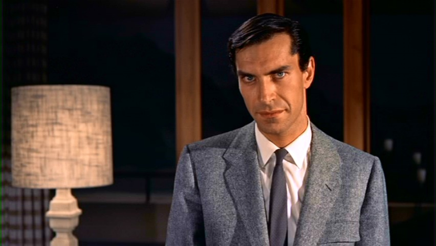 Martin Landau gave a standout performance as Leonard, a duplicitous henchman in Alfred Hitchcock's 1959 thriller NORTH BY NORTHWEST.