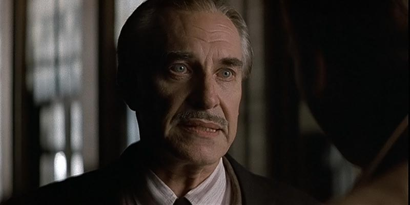 Landau earned his second Supporting Actor Oscar nomination for his role as Abe Karatz in TUCKER: THE MAN AND HIS DREAM.