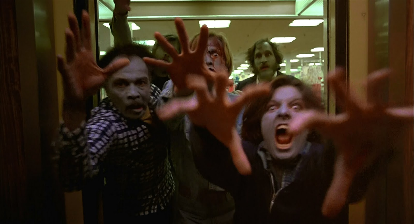 George A. Romero resumed his dark social satire on humanity in DAWN OF THE LIVING DEAD in 1978.