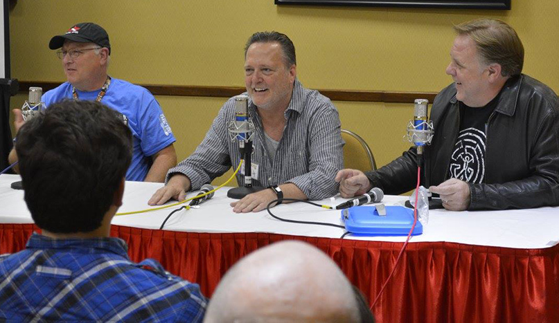 Live from WonderFest with Brian Howe & David Hodge