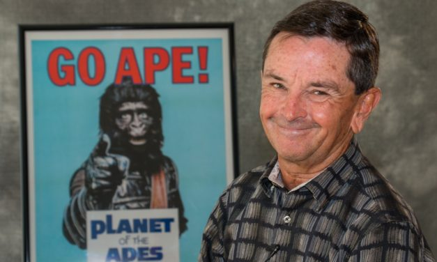 Bobby Porter on the Planet of the Apes – Part 1