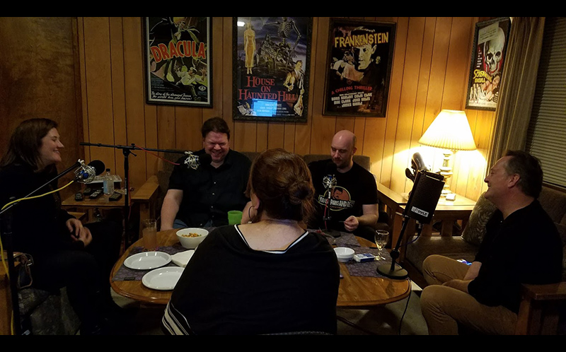 Deborah Baker Jr. shares great stories and laughs with the Damn Dirty Geeks during our podcast episode recording.