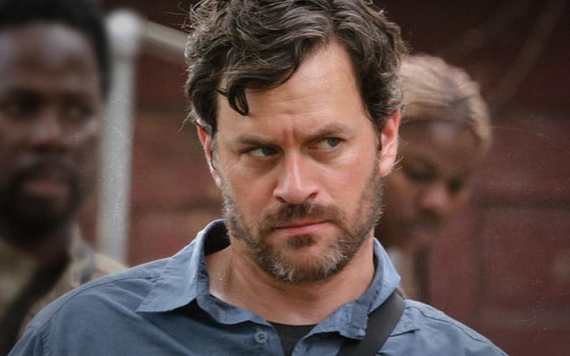 Tom Everett Scott as Garnett in the SYFY series Z NATION.