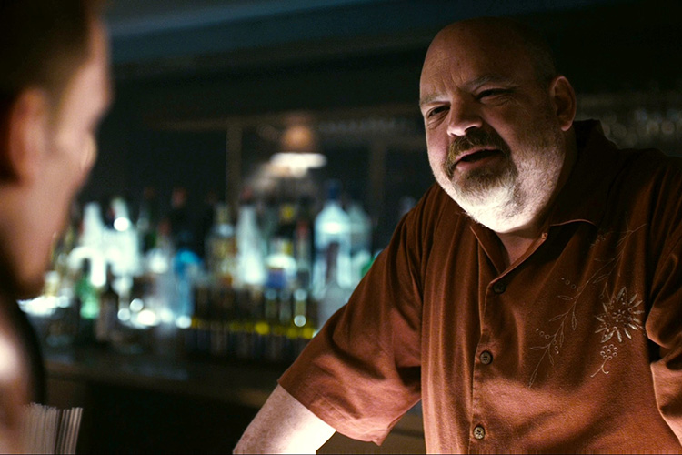 Pruitt Taylor Vince as Roy in DRIVE ANGRY (2011)