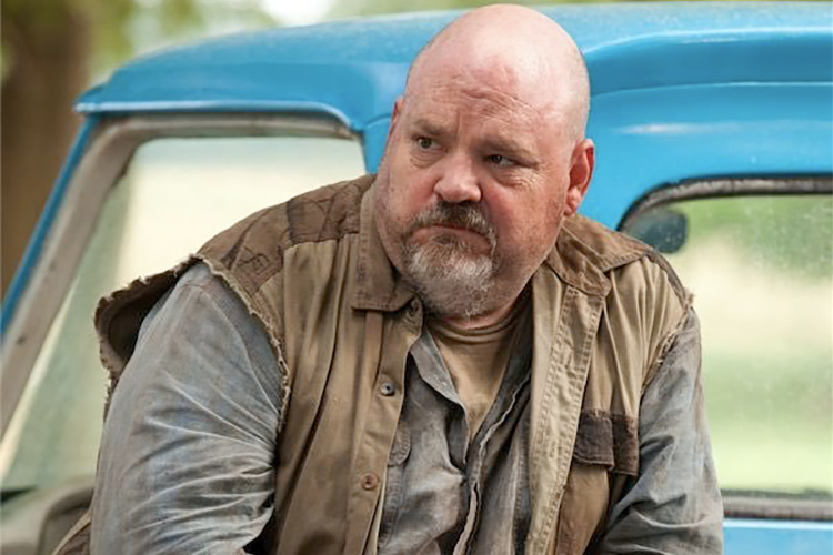 Pruitt Taylor Vince as Otis in Season 2 of THE WALKING DEAD.