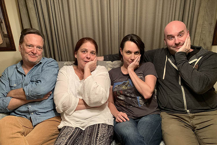 Julie Ann Emery Part 2: STAR WARS to CATCH-22 and More